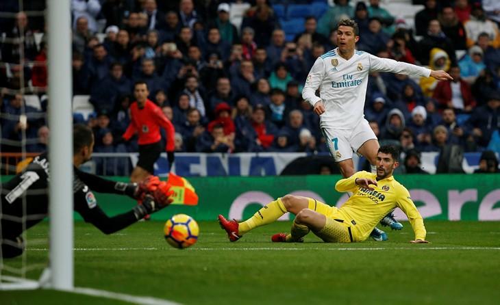 Роналду проводит худший сезон в «Реале».