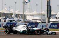 Хэмилтон лидирует в Абу-Даби, Леклера могут дисквалифицировать после финиша