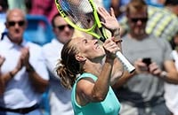 Western & Southern Open, Светлана Кузнецова, WTA, Эшли Барти