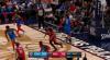 Anthony Davis with 44 Points vs. Oklahoma City Thunder