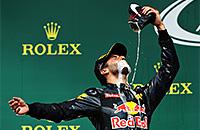 Гран-при Германии, Ред Булл, Формула-1, Даниэль Риккардо