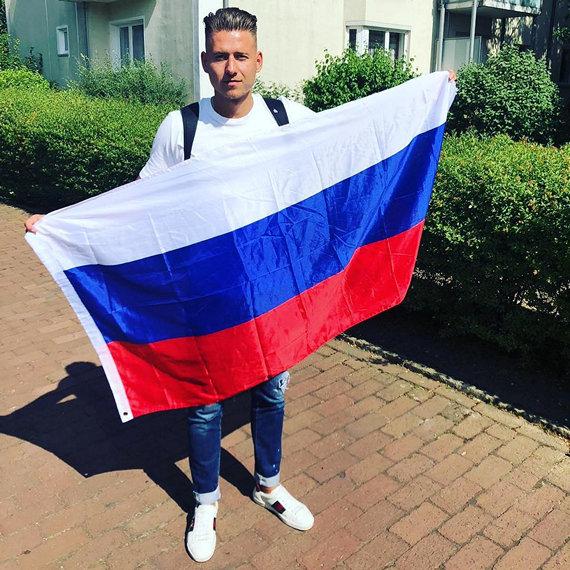 Вальдемар Антон, Ганновер, бундеслига Германия, Сборная России по футболу