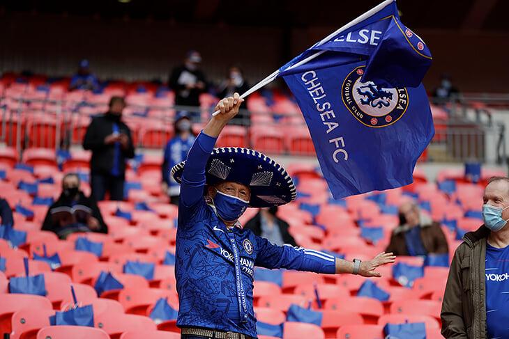 Как же приятно смотреть финал Кубка Англии – больше 20 тысяч болельщиков на «Уэмбли»!