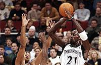 Бостон, Миннесота, Кевин Гарнетт, НБА, видео