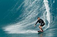 7 самых интересных мест для серфинга: где искать волны
