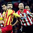 Барселона, Реал Мадрид, Валенсия, Севилья, Атлетико, Ла Лига, Гарет Бэйл, Альмерия, Жонас
