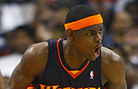 НБА, Оклахома-Сити, Энтони Морроу
