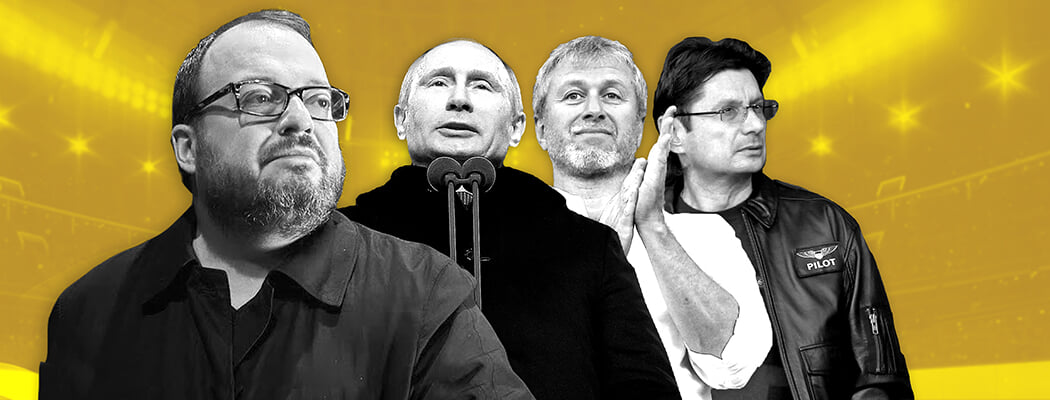 Политолог Белковский – фанат спорта. Поговорили с ним о влиянии Путина, планах Абрамовича и провалах Федуна