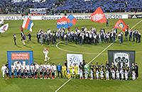 Лион, Жуниньо Пернамбукано, Сильвен Вильтор, Жерлан, фото