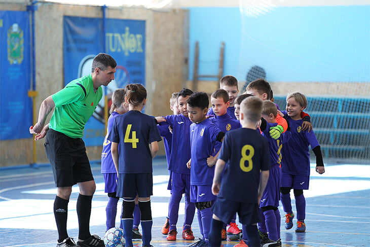 Харьковский клуб собирает детей, от которых отказались другие. Теперь они сильнее всех в городе