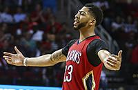Новый Орлеан, Энтони Дэвис, НБА