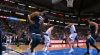 Karl-Anthony Towns swats it away!