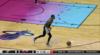 Dejounte Murray Posts 22 points, 11 assists & 10 rebounds vs. Miami Heat