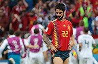 Сборная Испании по футболу, ЧМ-2018, Сборная России по футболу