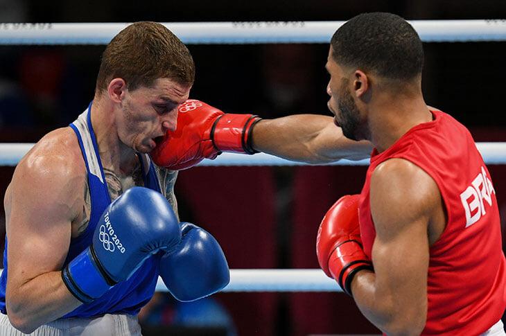 Боксер Бакши взял олимпийскую бронзу. Глеб – воспитанник украинской школы, но после истории с Крымом стал выступать за Россию