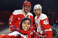 видео, Детройт, Александр Овечкин, НХЛ, Хенрик Зеттерберг, Вашингтон, девушки и спорт