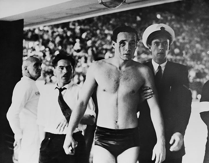 Мельбурн-1956, сборная России (водное поло), водное поло, сборная Венгрии (водное поло)