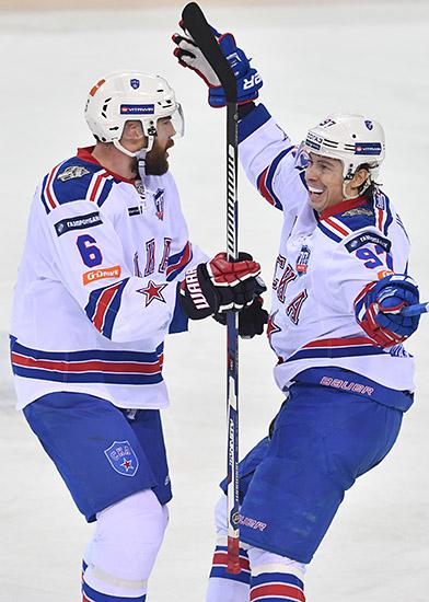 Дадонову срочно нужно в НХЛ