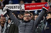 Онлайн всех матчей дня ЛЧ: «Атлетико» в Турине, «ПСЖ» в Мадриде