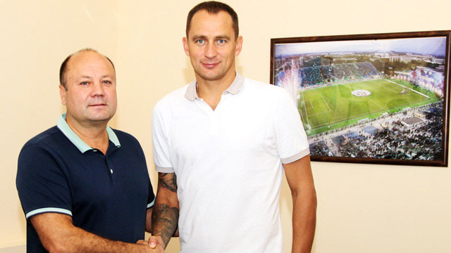 Футболист Рыжиков подпишет договор с«Крыльями Советов»
