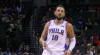 Marco Belinelli with the hoop & harm