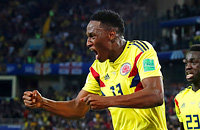 ЧМ-2018, Йерри Мина, Сборная Колумбии по футболу, Барселона