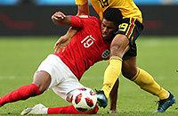 Сборная Бельгии по футболу, Сборная Англии по футболу, ЧМ-2018