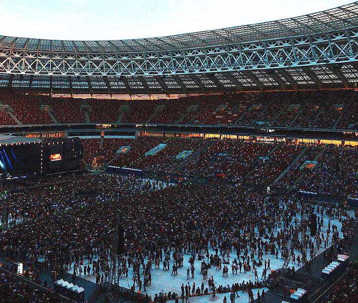 ВКиеве ограничат работу 3-х  станций метро из-за концерта