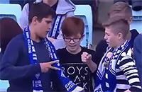 Тони Шуньич, болельщики, Динамо Москва, премьер-лига Россия