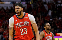 Новый Орлеан, НБА, Энтони Дэвис