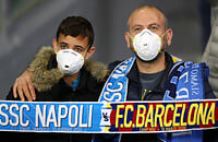 Интер, Рома, Барселона, серия А Италия, Лига Европы УЕФА, Наполи