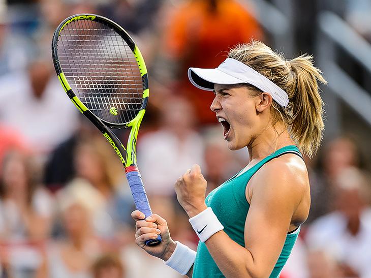 Бушар выиграла суд у организаторов US Open. Получила много денег