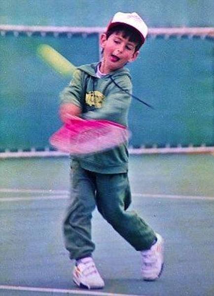 В 2007-м теннисный писатель назвал 19-летнего Джоковича идеальным игроком. Вот что он увидел
