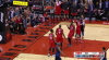 Russell Westbrook with 37 Points  vs. Toronto Raptors
