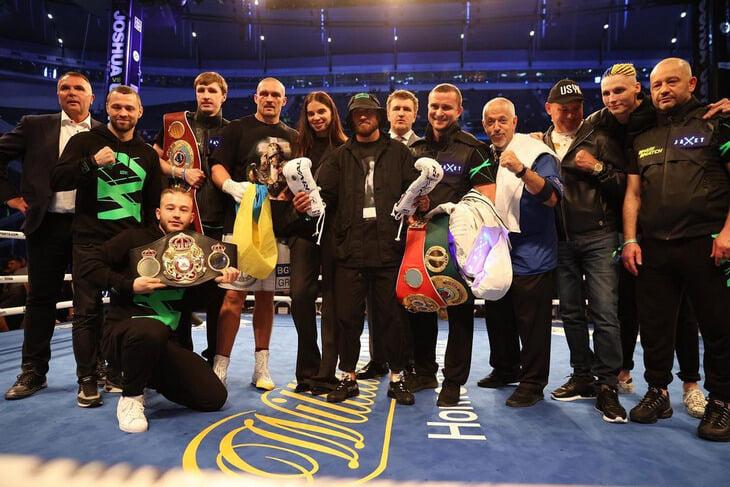 Усик – уже живая легенда бокса. После декласса Джошуа Александр готов на реванш в Киеве