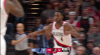 Maurice Harkless with the flush