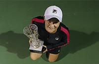 WTA, Эшли Барти, крикет, WTA Malaysian Open