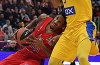 Маккаби FOX, ЦСКА, Turkish Airlines EuroLeague