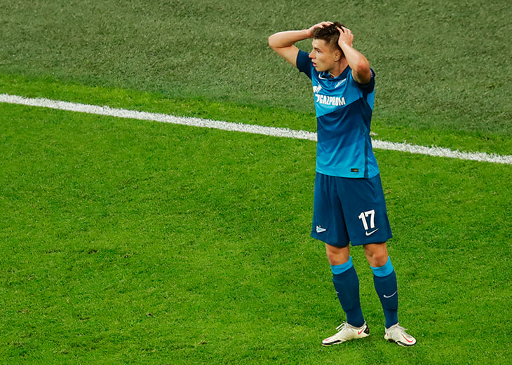 0 побед в 12 матчах – боль, позор и унижение. В этом сезоне наш футбол на 19-м месте в Европе (наравне с Румынией и Кипром)