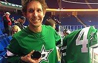 Александр Радулов, выставочные матчи, Даллас, НХЛ, игровая форма, болельщики