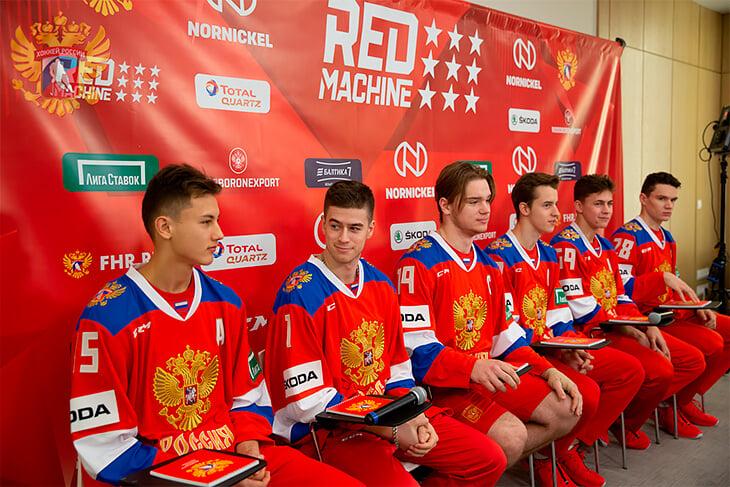 Россия впервые везет на Евротур молодежь