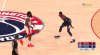 James Harden 3-pointers in Washington Wizards vs. Houston Rockets