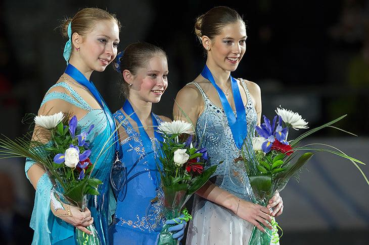 13-летняя Камила Валиева затмит Алину с Женей. Они в этом возрасте проигрывали первенство Москвы и Спартакиаду