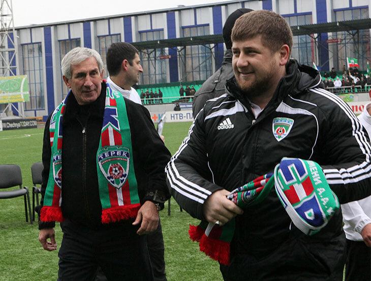 Карпин нашел для сборной крайнего защитника из «Урала», которого не вызывали даже в молодежку. Он внук советника Кадырова