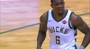 Eric Bledsoe rises up and throws it down