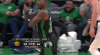 Terry Rozier knocks it down as the clock expires