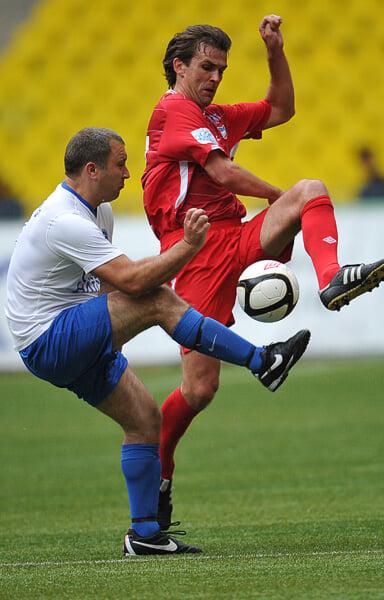 Новый гендиректор «Локо» Леонченко: был капитаном «Торпедо», выступает за закрытую РПЛ (может, даже без лимита), играл в футбол с Дворковичем