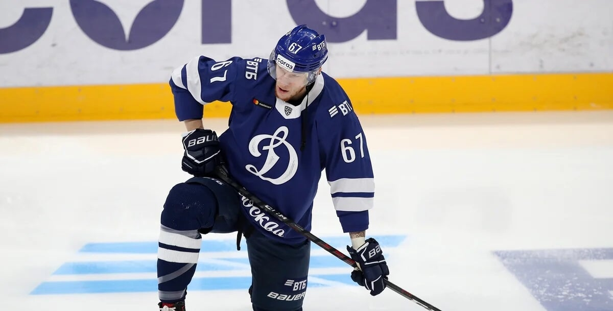 В Сибирь перейдет защитник Динамо Чайковски. Мерфи, скорее всего, покинет команду