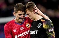 «Краснодар» считают фаворитом в матче с ЦСКА, а кэф сказочный – 2,35
