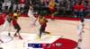 Damian Lillard 3-pointers in Portland Trail Blazers vs. Utah Jazz